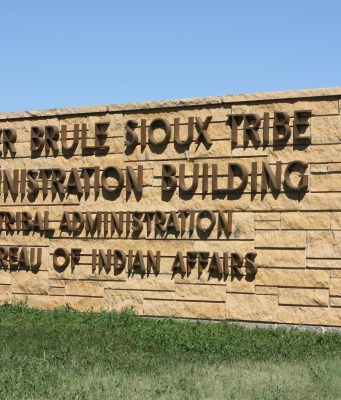 Sioux Tribe environmental protest over North Dakota Pipeline